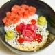 PEPERITO - Riso Sushi con Filetto di Tonno Rosso Pinna Blu del Mediterraneo*, Olio Evo Quattrociocchi al Peperoncino, Guacamole, Cipolla di Tropea e Noci